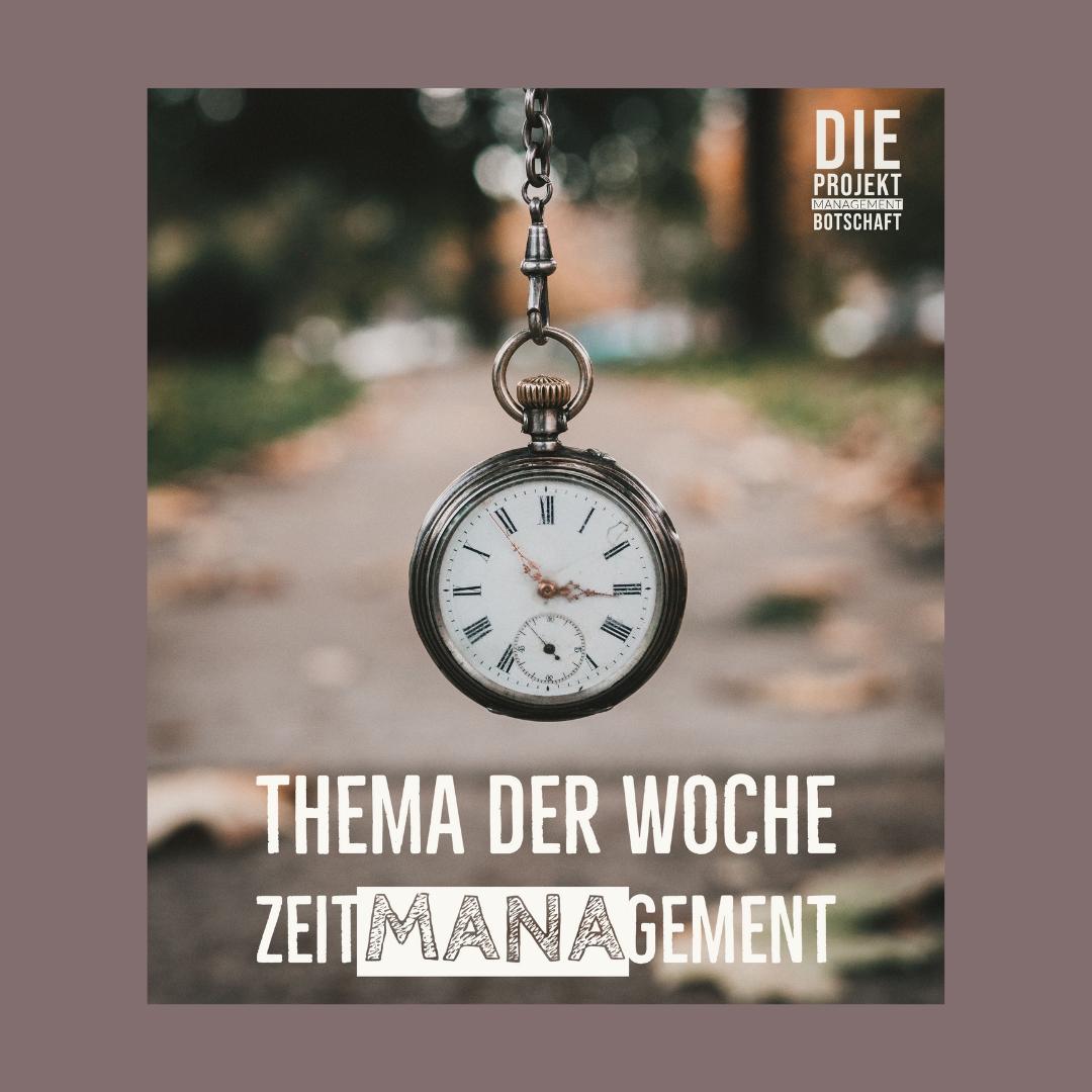 Zeitmanagement im Projekt Tipps, Trick, Hacks