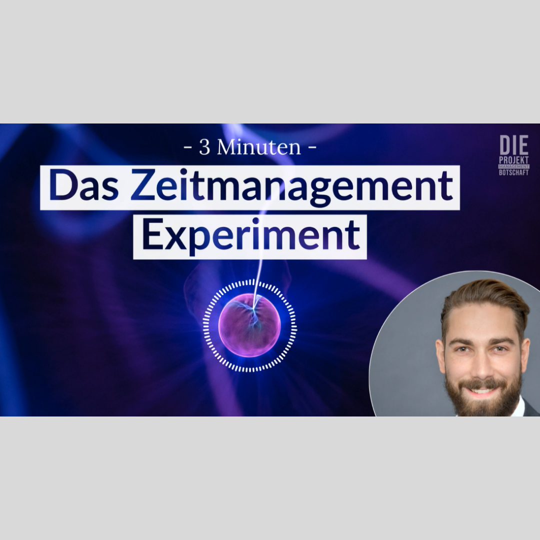 Das Zeitmanagement Experiment